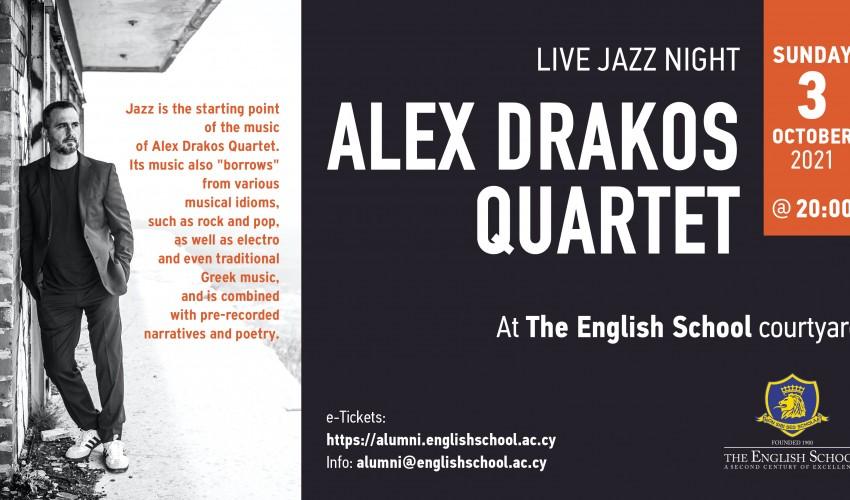 Alex Drakos Quartet